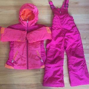 Snow jacket & pants
